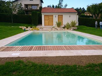 Fabricant de piscine Saint-Étienne - Pisciniste